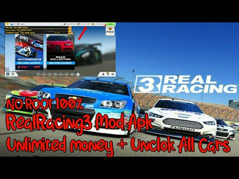 DOWNLOAD Real Racing 3 Mod Apk | Unlimited Money - Unlock All Cars | NO ROOT