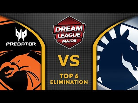 TNC Vs Liquid [EPIC TOP 6] Leipzig Major 2020 DreamLeague 13 Highlights Dota 2