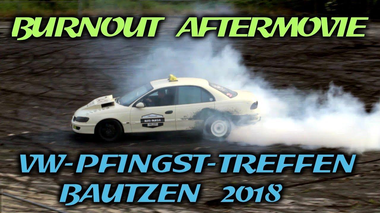 Vw Treffen Bautzen 2018 Burnout Freaks Aftermovie Vom