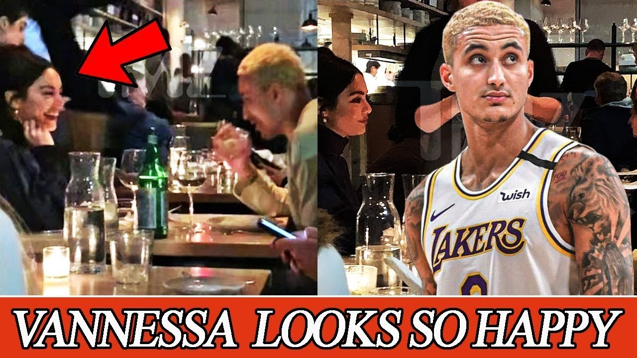 Vanessa Hudgens Cheers on Kyle Kuzma at Lakers Game After ...