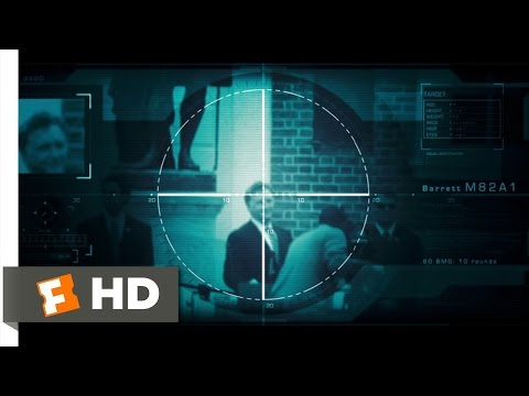 Shooter (1/8) Movie CLIP - The Assassins Strike (2007) HD