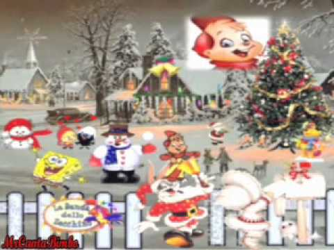 L'Alfabeto Del Natale