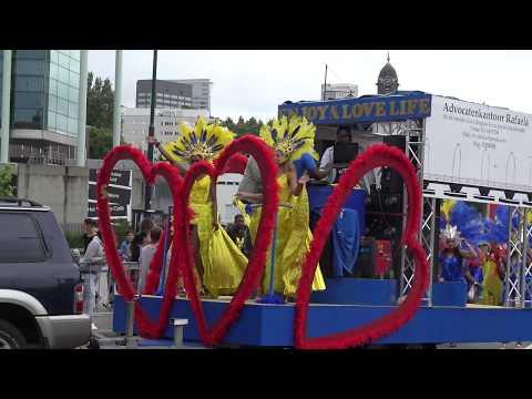Zomercarnaval Rotterdam 2017  ( 4K )