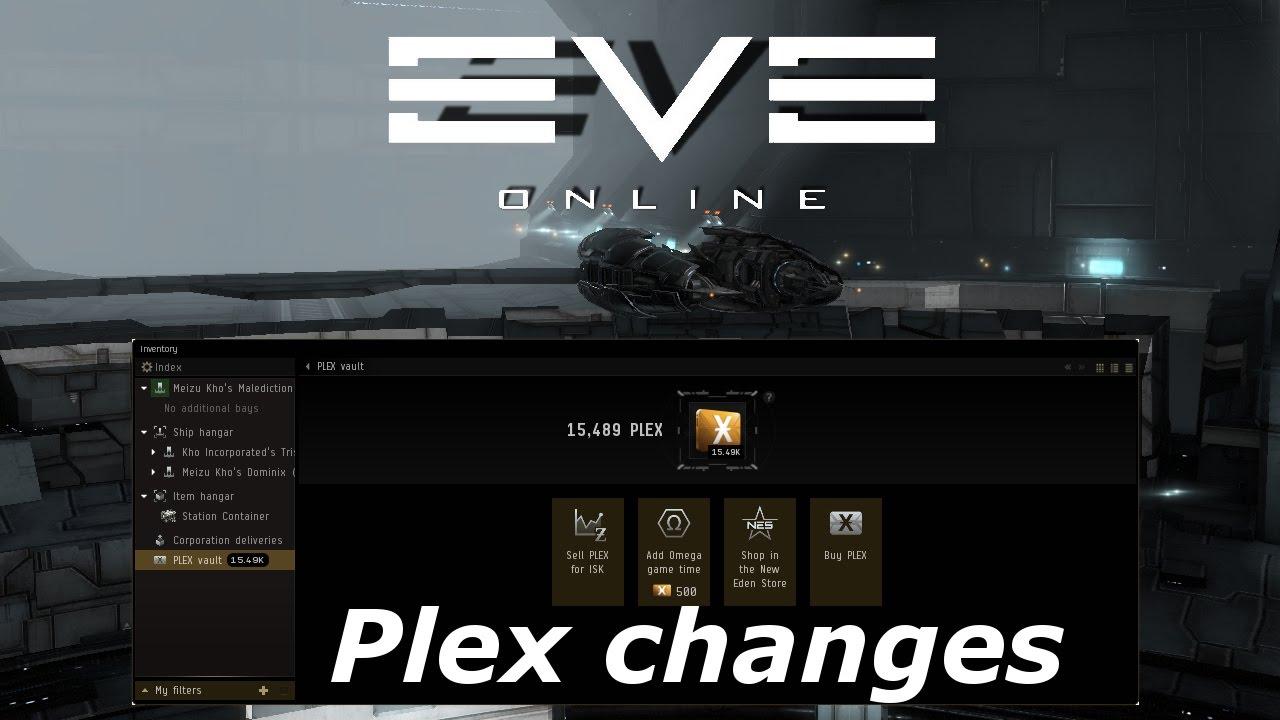 Eve Online Plex