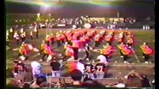 Lewis Vaughn & the BHS Alumni Band at Belpre Homecoming 1991 (Video 01)