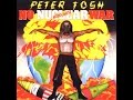 PETER TOSH - In My Song (No Nuclear War)