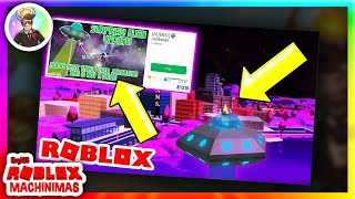 If UFOs Were ADDED to ROBLOX JAILBREAK (Oh wait, they were)