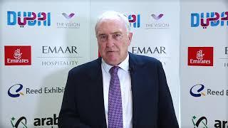 John Brayford, President of The Jetsets