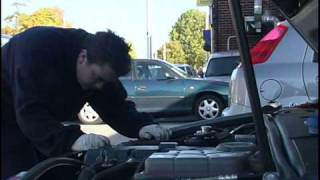 Stockport College Apprentices - Motor Vehicle, Motor Cycle and Engineering