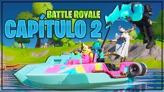 FORTNITE *NUEVA TEMPORADA* CAPITULO 2 (BATTLE ROYALE)