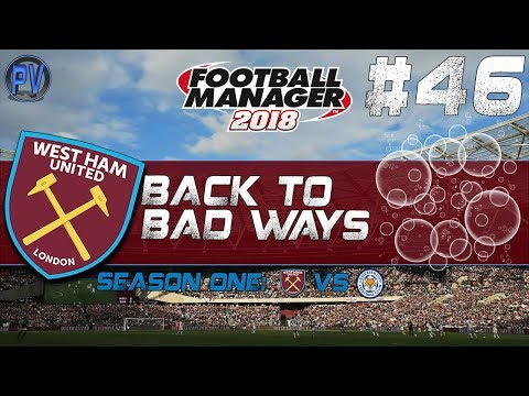 Back To Bad Ways | West Ham United - Episode 46 | Football Manager 2018