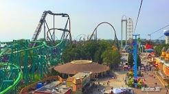 [HD] Full Cedar Point Tour: Roller Coaster Capital of the World 2017