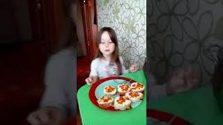 Классный рецепт бутербродов)