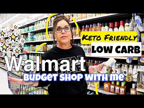 keto-friendly-+-low-carb-at-walmart-|-budget-shop-with-me-haul---how-i-lose-weight!-60-lbs-down!