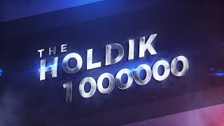 БАХ, И НАС УЖЕ ЦЕЛЫЙ 1,000,000 ПОДПИСЧИКОВ🍋🍋🍋 | HOLDIK