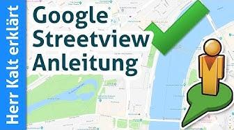Google Street View Tutorial (Deutsch) – Super leichter Einstieg