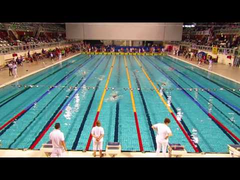 2017 Netherlands Invitational Eva Pet 200 Backstroke lane 4 Gold Seniors