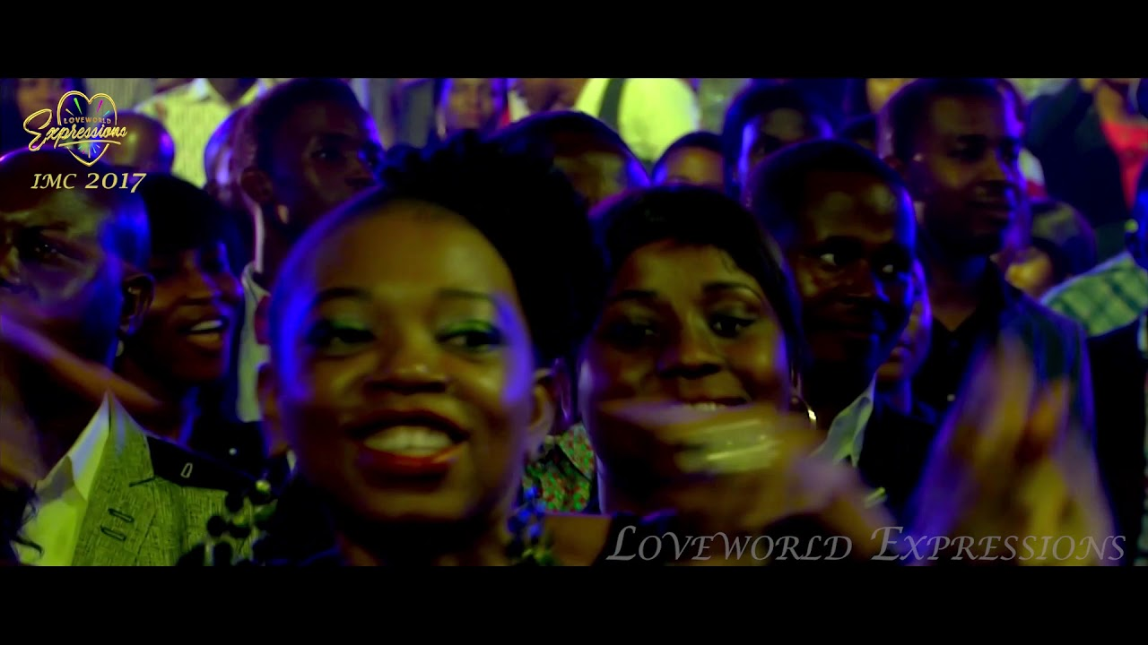 Download RAP NATION ministering at IMC 2017 with Pastor Chris Oyakhilome