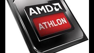 Видео обзоры AMD Athlon II X4 840