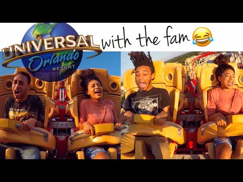 THE CRAZIEST DAY AT UNIVERSAL ORLANDO OMG! | jasmeannnn