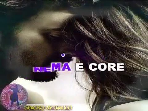 Fred Bongusto - Anema e core (karaoke fair use)