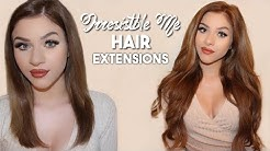 Irresistible Me Hair Extensions | Review & Demo