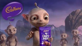 Cadbury Dairy Milk - Aliens - Canada (15 Secs)