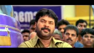 Bus Conductor Malayalam Movie | Malayalam Movie | Mammooty Argues with Adithya | 1080P HD