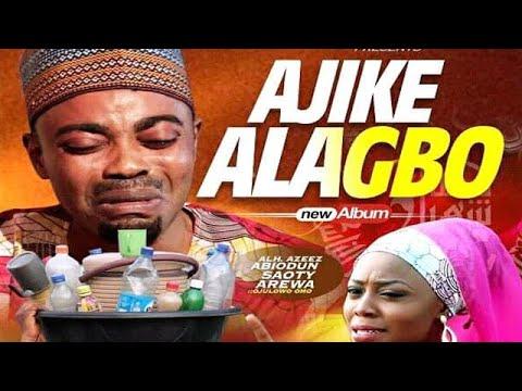 Download Ajike Alagbo islamic drama Starring Alh. Saoti Arewa, Mistura Temi ni Success Latest Drama