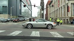 Driving through Downtown Louisville, KY - City Streets Tour (Part 1/2)
