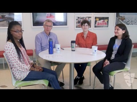 Facebook Live: Faculty, Students Lead Diversity & Inclusion Efforts