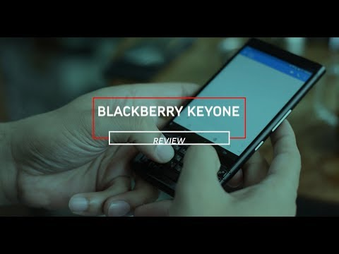 BlackBerry KEYone Review - The CrackBerry is Back!