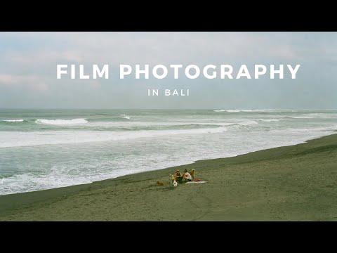 35mm Film Photo Walk in Bali with the Nikon Fm2