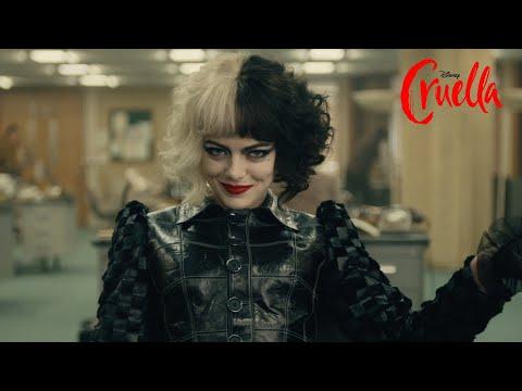 Emma Stone es una villana con estilo en este adelanto de Cruella