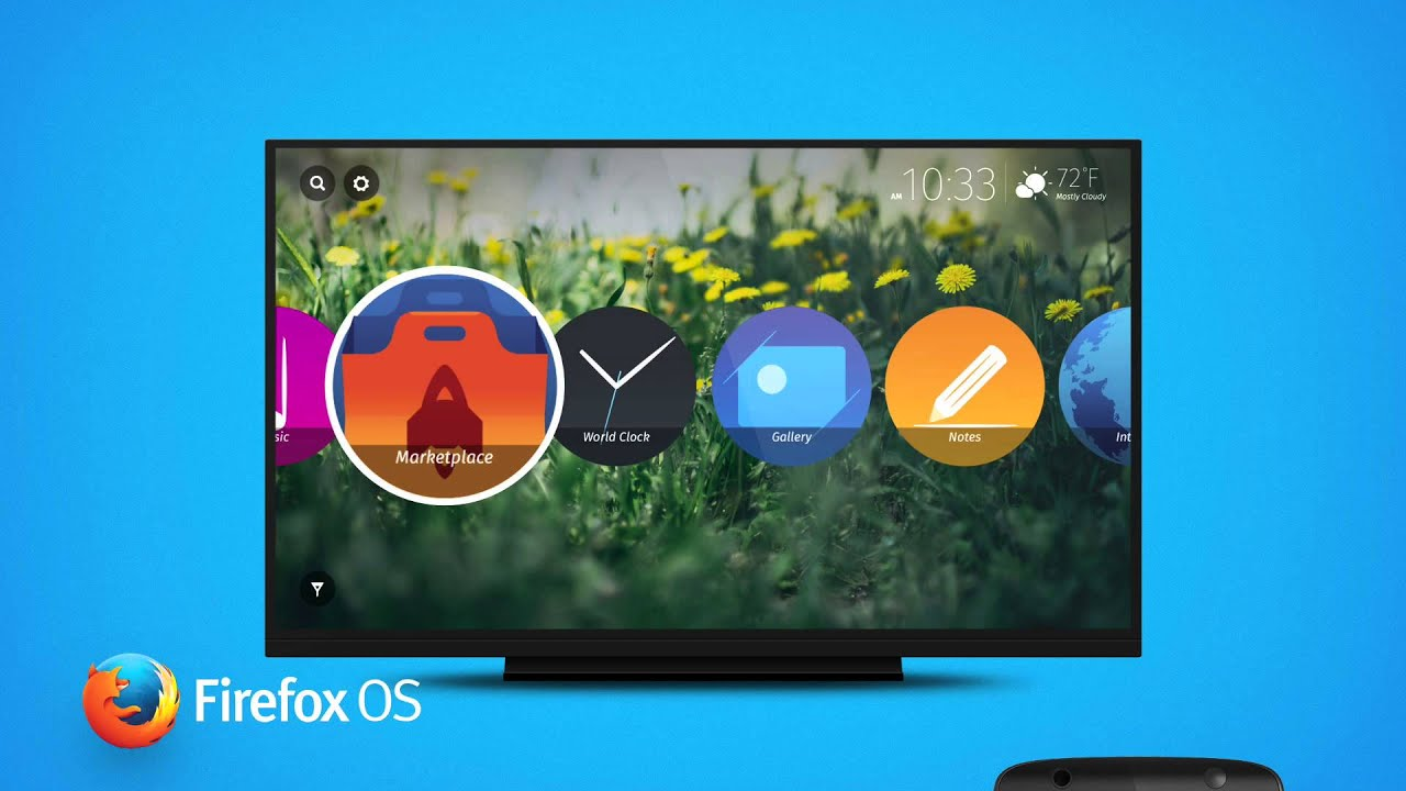 Firefox OS - Smart Solutions for Any Screen Size
