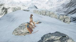 Der Mann aus dem Eis  -  Ötzis Tod