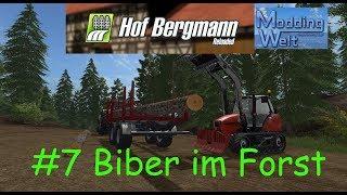 LS17 | Hof Bergmann Reloaded | #7 Biber im Forst