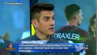 Álvaro Benito, IRÓNICO: