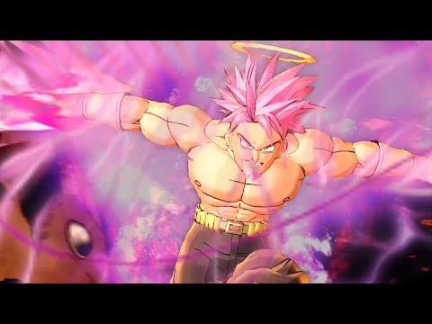 THE OTHER ROSÉ   Dragon Ball Xenoverse 2 [REAX]