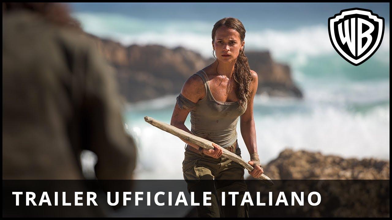 Tomb Raider - Trailer Ufficiale Italiano