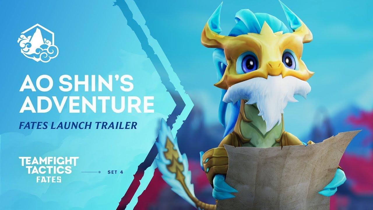 Download Ao Shin's Adventure | Fates Launch Trailer - Teamfight Tactics