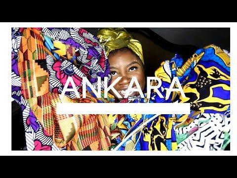 AFRICAN ANKARA FABRIC HAUL || #WHERETOBUYANKARA