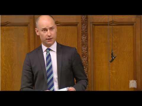 Stephen Kinnock EU Article 50 speech