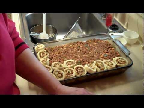 Bobbi's Kitchen -Hungry Boys (aka poorboy) casserole