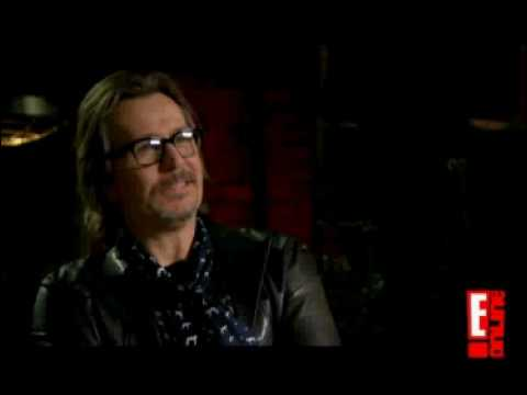 Gary Oldman talking about villainous roles and quirky co-stars