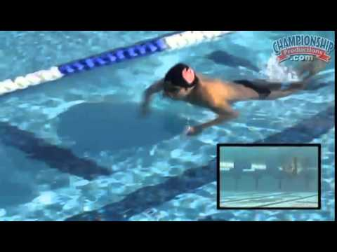 Learn Key Concepts to Swim Faster in the Butterfly!