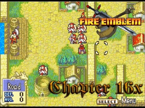 Fire Emblem - Chapter 16x: The Port of Badon