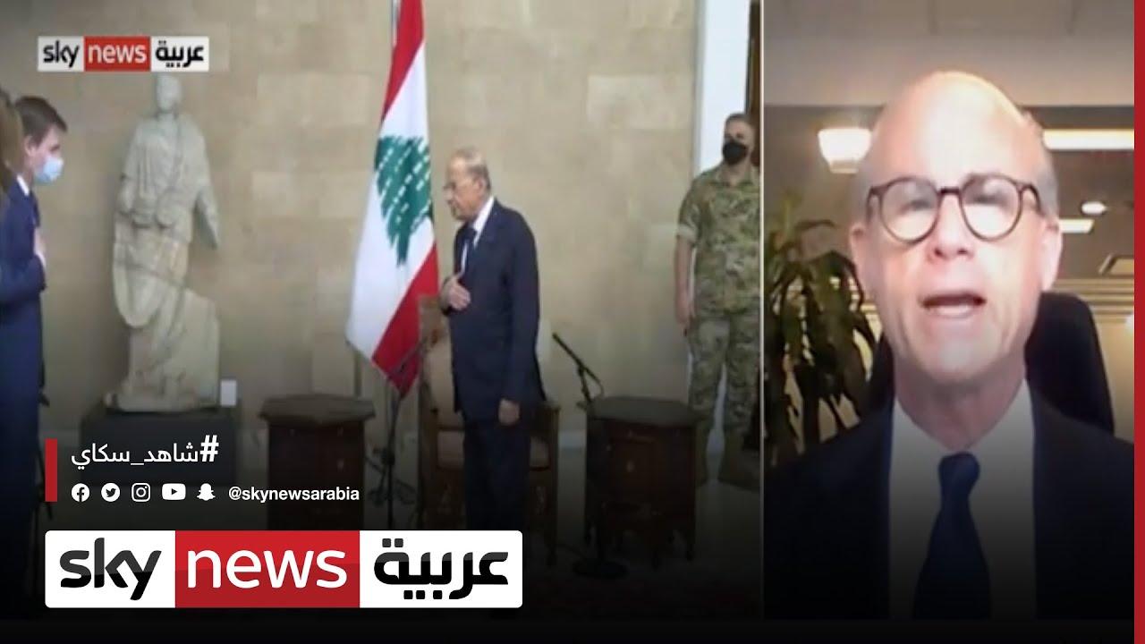 راندي زيلين: أميركا لا تريد لبنان مداره من قبل متشددين وإرهابيين يريدون تقويض الاستقرار  - نشر قبل 8 ساعة