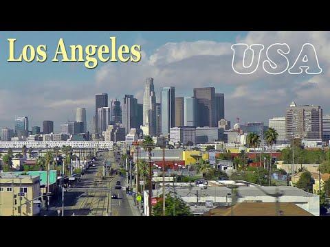 Podróż po USA - Los Angeles