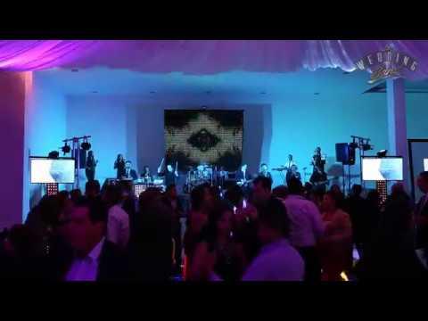 El Listón de Tu Pelo (Angeles Azules) Live Cover